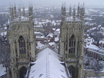 Minster Cathedral, York, United Kingdom Royalty Free Stock Image