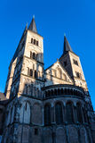 Minster (church) in Bonn Stock Photo