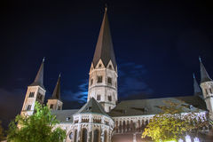 Minster (church) in Bonn Royalty Free Stock Images