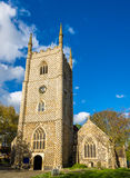 Minster Church of St Mary the Virgin in Reading Royalty Free Stock Images