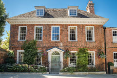Minster House, Winchester, Hampshire, England Royalty Free Stock Images