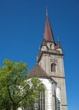 Minster in Radolfzell Royalty Free Stock Photography