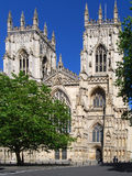 minster york Arkivbild
