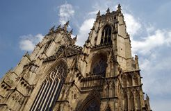minster york Royaltyfria Bilder