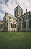 Minster of York. Gothic cathedral of york(England) Royalty Free Stock Photo