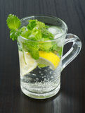 Mint Beverage Stock Photography