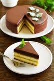 Mint Cake Opera Royalty Free Stock Photography