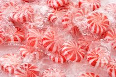 Mint candy royalty free stock photo