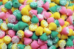 Mint candy Stock Images