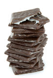 Mint Chocolate Royalty Free Stock Images