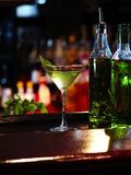 Mint cocktail Royalty Free Stock Photo