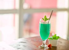 Mint Cocktail Royalty Free Stock Photography