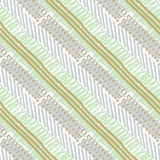 Mint color striped  pattern Royalty Free Stock Photos