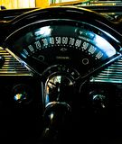 Speedometer BelAir stock image