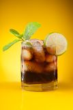 Mint drink Stock Image