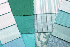 Mint green color design selection Royalty Free Stock Image