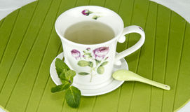 Mint infusion Stock Images