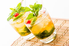 Mint Julep Stock Photos