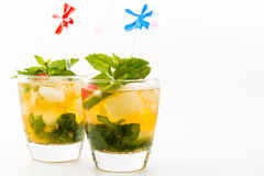 Mint Julep Stock Image