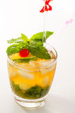 Mint Julep Royalty Free Stock Image