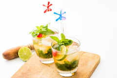 Mint Julep Royalty Free Stock Photos