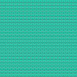 Mint knitted seamless pattern, reverse stockinette stitch Royalty Free Stock Photo