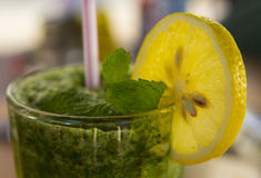 Mint lemonade Royalty Free Stock Photography