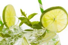 Mint Mojito Royalty Free Stock Photo