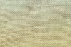 Mint and peach burlap background Royalty Free Stock Photo