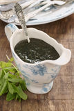 Mint Sauce Stock Photos