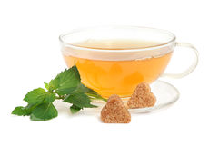 Mint Tea Royalty Free Stock Photography