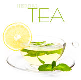 Mint Tea Stock Photography