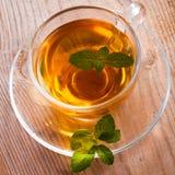 Mint tea Royalty Free Stock Image