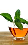 Mint and Tea Stock Images