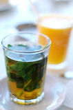 Mint tea Stock Photo