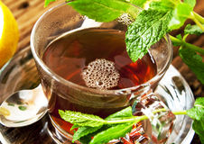 Mint Tea Royalty Free Stock Photo