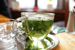 Mint tea Royalty Free Stock Photos