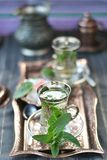 Mint tea. Stock Image