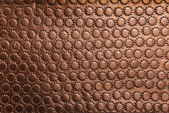 Minting Copper Royalty Free Stock Photo