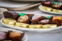 Mints and sweets Royalty Free Stock Photography