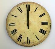Minuit Image stock