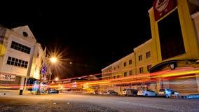 Minuit dans Temerloh Image libre de droits