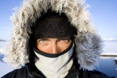 minus grader forty Royaltyfri Bild