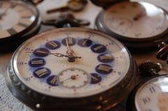 Minute après minute Photographie stock