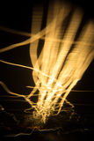 15 Minute Long Exposure Pinhole City Royalty Free Stock Images