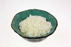 Minute Rice Bowl Angle Stock Photography