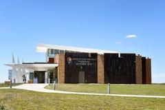 Minutemanu pociska Krajowy Historyczny miejsce Obrazy Royalty Free