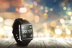 20:17minutenzeit auf smartwatch werden 2017 Stockbilder