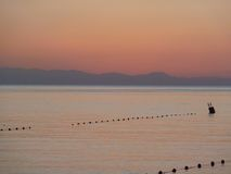 20 minuter för soluppgång Royaltyfri Bild