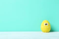 Minuterie jaune d'oeufs Photographie stock libre de droits